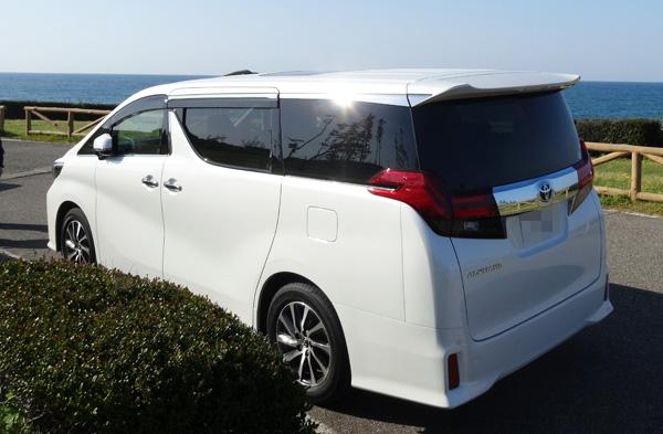 トヨタ新型アルファード S Aパッケージ