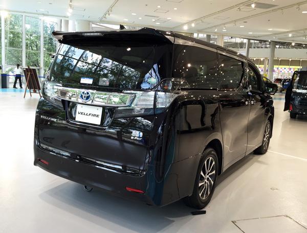 トヨタ新型30系ヴェルファイア