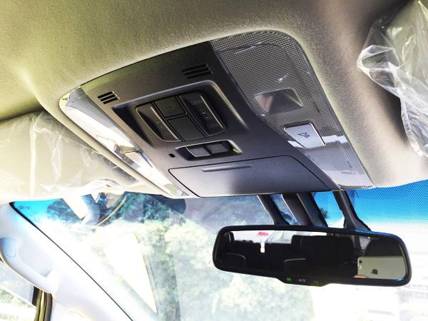 トヨタ30系新型アルファード パーソナルランプ