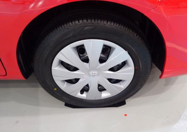 トヨタ・カローラフィールダー タイヤ