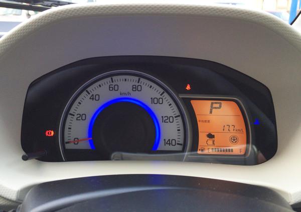 スズキ新型アルト 燃費
