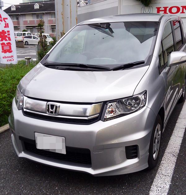 ホンダ・フリードスパイク ガソリン車