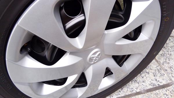 トヨタ新型シエンタ にディスクブレーキ