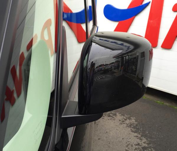 スズキ新型ソリオ HYBRID MX フォグランプなし ドアミラー