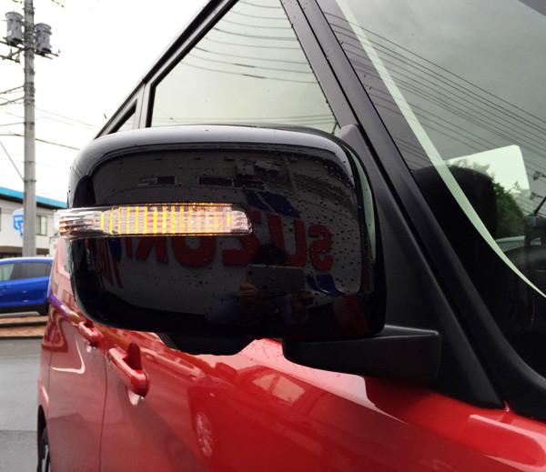 スズキ新型ソリオ バンディット HYBRID MV ドアミラー