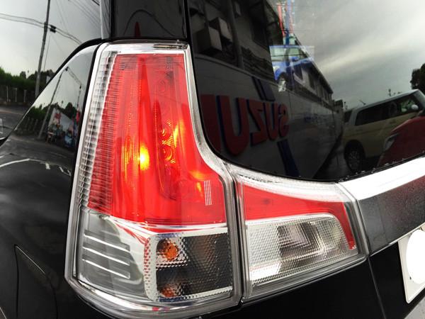 スズキ新型ソリオ HYBRID MX リアランプ
