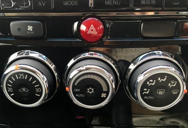 デリカ D:5 D-Power package ダイヤル式フルオートエアコン