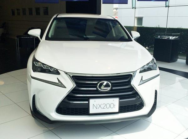 レクサス・NX200t