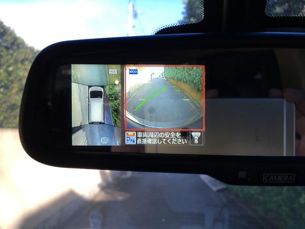 日産・セレナ・ハイウェイスターG S-HYBRIDアドバンストセーフティーパッケージ 自動ブレーキ作動