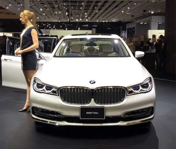 BMW New7シリーズ