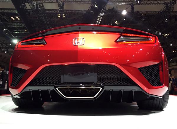ホンダ・新型NSX