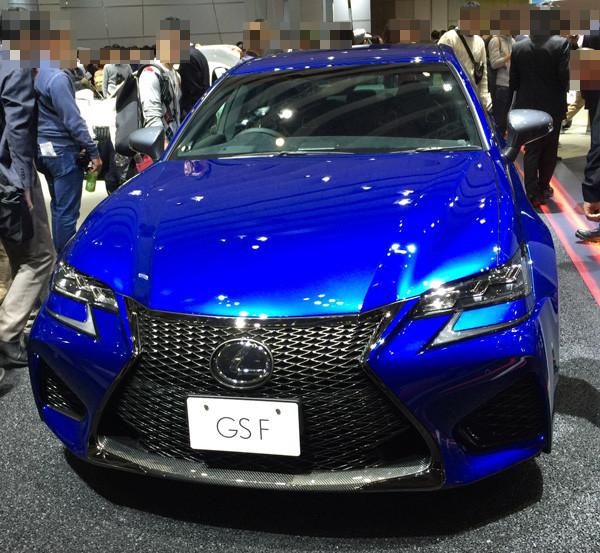 レクサス・GS F
