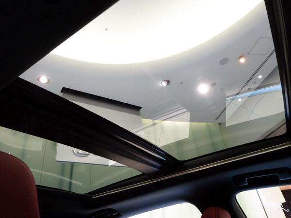 レクサス・新型RX200t F SPORT パノラマルーフ