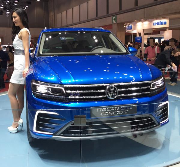 フォルクスワーゲン・Tiguan GTE コンセプト