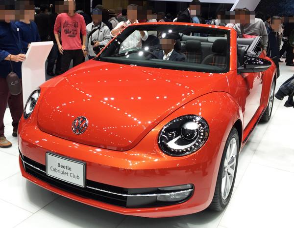フォルクスワーゲン・The Beetle Cabriolet Club
