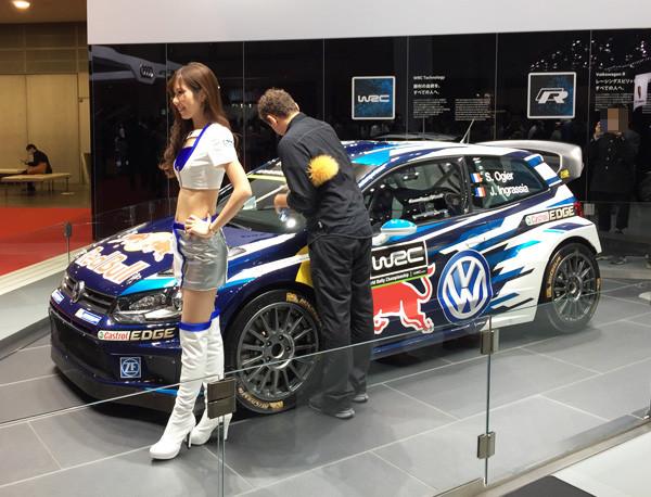 フォルクスワーゲン・POLO R WRC