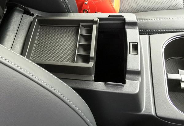 スバル・レガシィ アウトバック コインホルダー付きフロアコンソールボックス