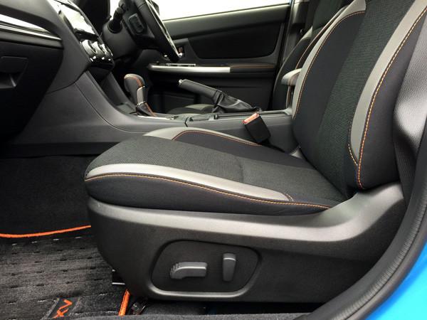スバル・XV 2.0i-L EyeSight 助手席パワーシート