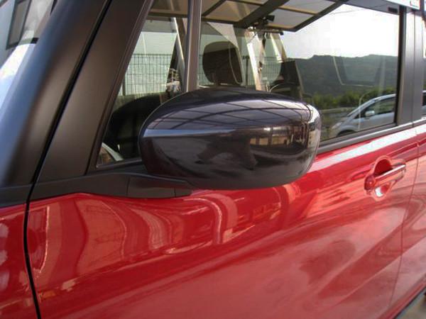 スズキ・ハスラー「G」2トーンルーフ仕様車 ドアミラー