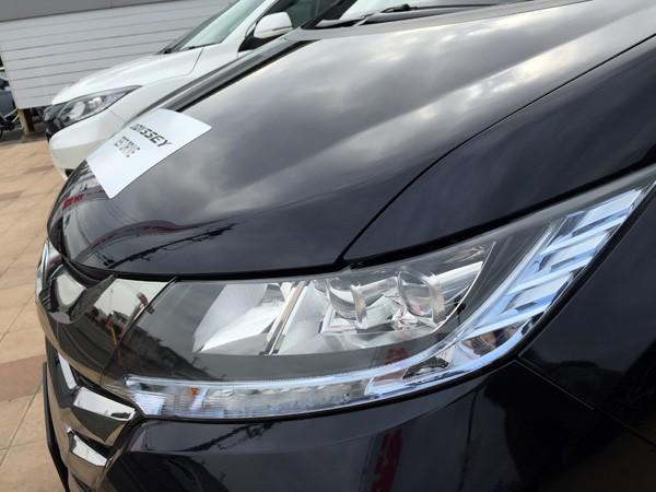 ホンダ・オデッセイ HYBRID ABSOLUTE Honda SENSING Advancedパッケージ LEDヘッドランプ