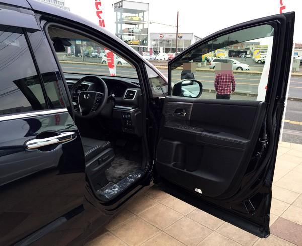 ホンダ・オデッセイ HYBRID ABSOLUTE Honda SENSING Advancedパッケージ