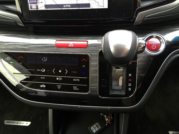 ホンダ・オデッセイ HYBRID ABSOLUTE Honda SENSING Advancedパッケージ フルオートエアコン