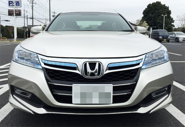 ホンダ・アコード ハイブリッド EX