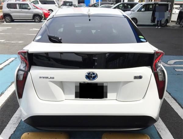 トヨタ・新型プリウス