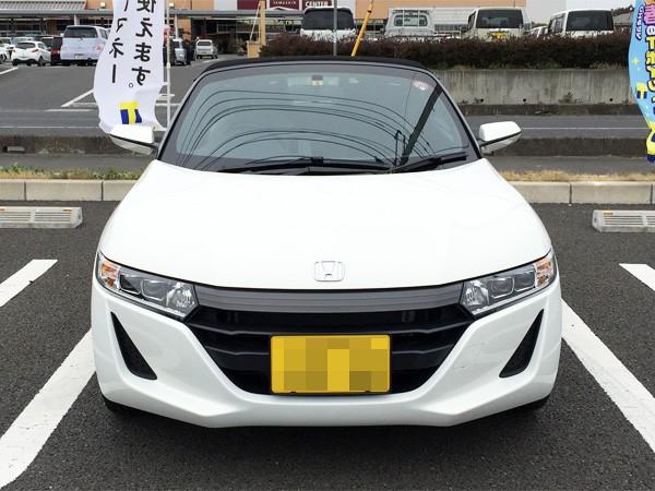 ホンダ・S660