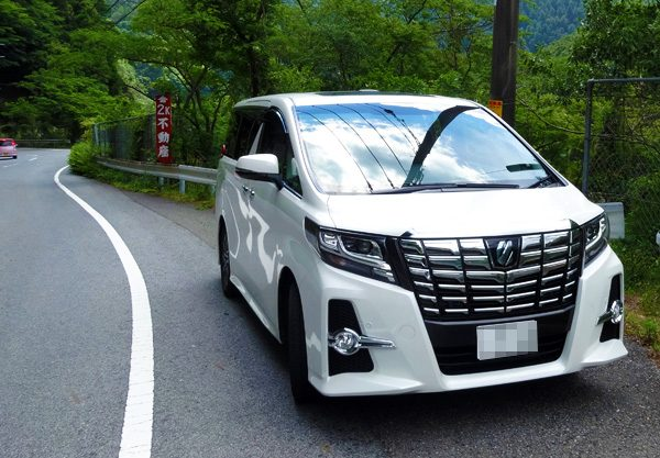 トヨタ・アルファード 2.5L S Aパッケージ