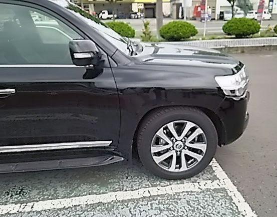トヨタ・ランドクルーザー200 ZX