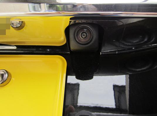 ホンダ・N-BOXスラッシュ G・Lパッケージ バックモニター用カメラ