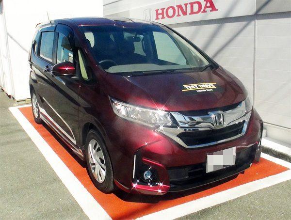 ホンダ・フリード  G Honda SENSING(ガソリン車)