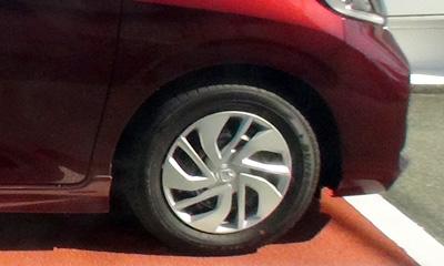 ホンダ・フリード  G Honda SENSING(ガソリン車) スチールホイール