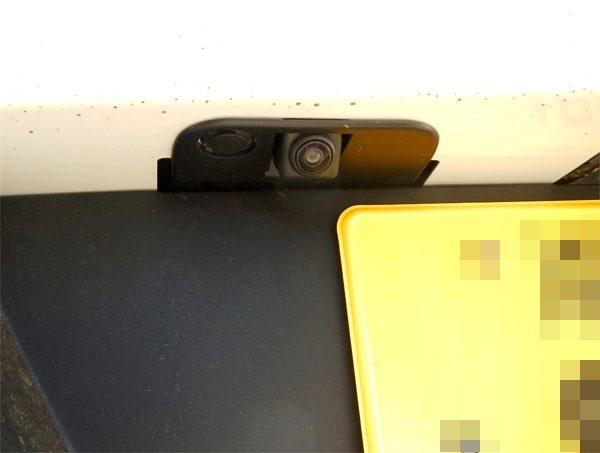 ホンダ・S660 α バックカメラ