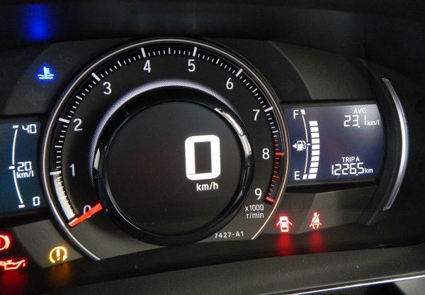 ホンダ・S660 α 平均燃費23.1km/L