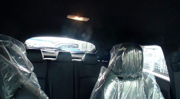 トヨタ・C-HR 後方視界
