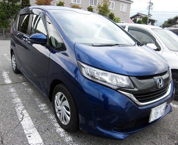 ホンダ・フリード G・Honda SENSING