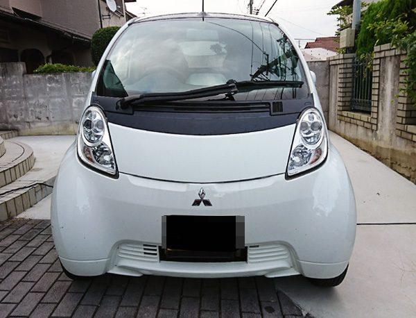 三菱・i-MiEV(アイ・ミーブ)