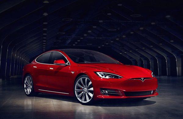 テスラ・Model S