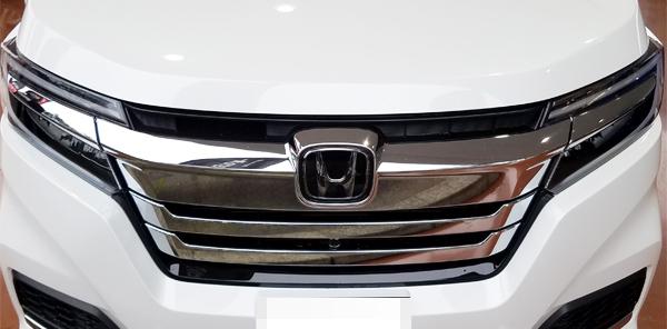 ホンダ・新型ステップワゴンハイブリッドEX LEDヘッドライト