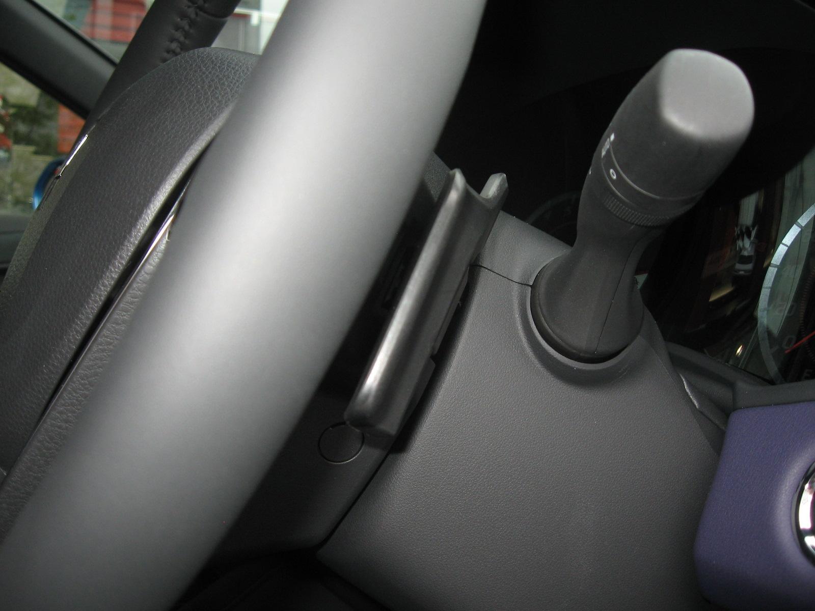 トヨタ・新型クラウンRS 内装 シフトレバー