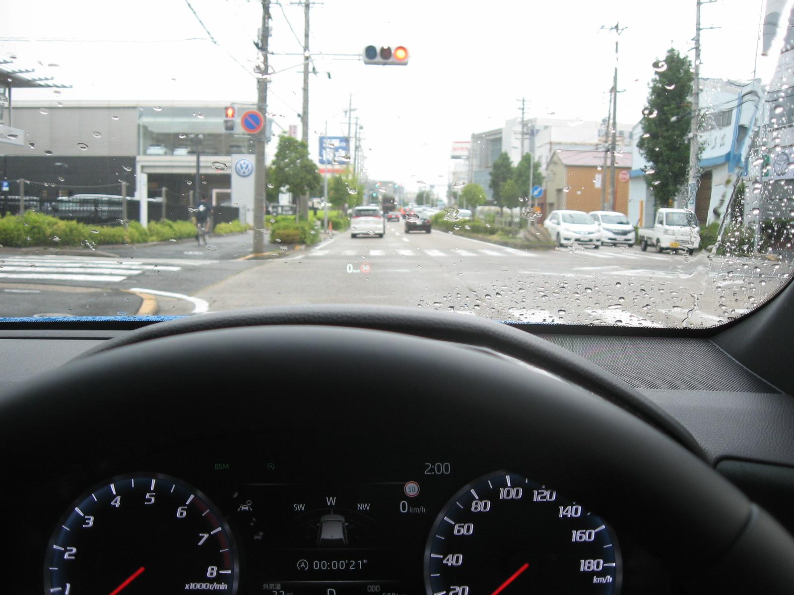 トヨタ・新型クラウンRS 試乗