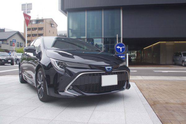 トヨタ・新型カローラスポーツ ハイブリッドGZ