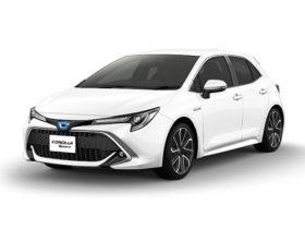 トヨタ・新型カローラスポーツ